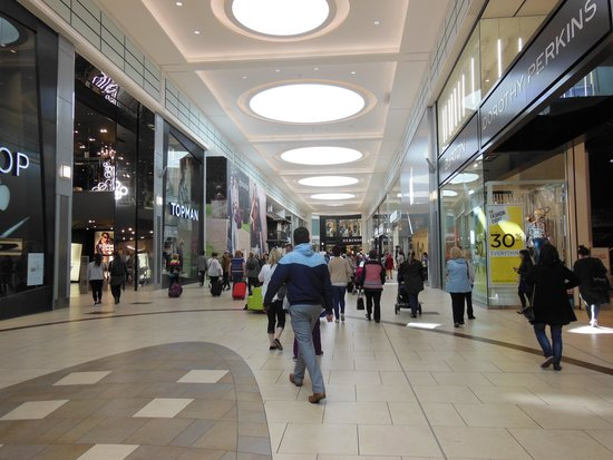 Grainger Town : Eldon Square Shopping Centre
