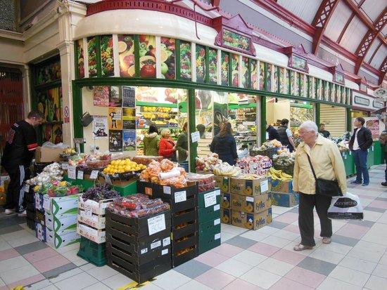 Grainger market  Picture of Grainger Town Newcastle upon Tyne