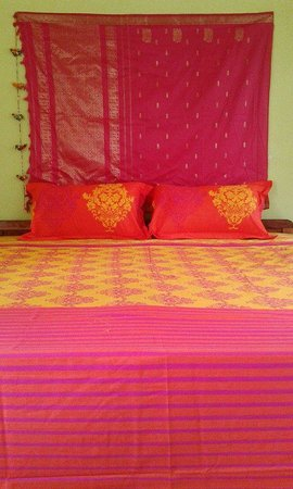 On the Way, Home & Cafe : On the Way, Varkala, Bedroom