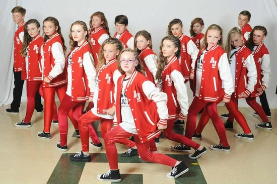 AJ Dance Productions