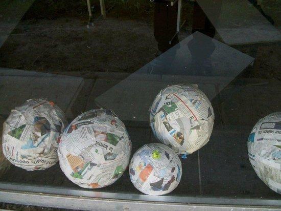 les balons - Picture of Maison de la Culture, Tournai - TripAdvisor