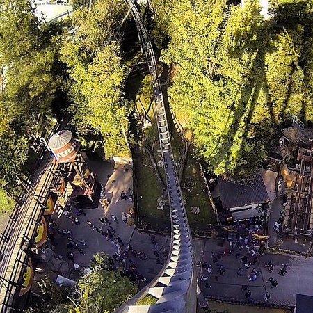 Castelnuovo del Garda, Italia: Gardaland: divertimento assicurato !!!...
