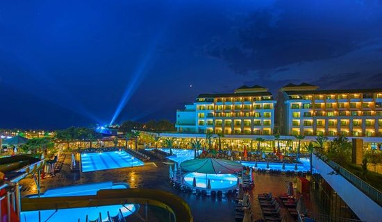Port Nature Luxury Resort Hotel & Spa (Belek, Türkiye ...
