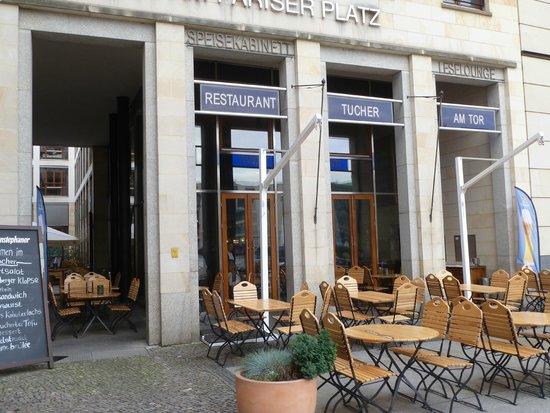 Tucher Am Tor Berlin Mitte Borough Restaurant Reviews Photos Phone Number Tripadvisor
