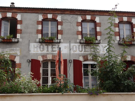 Hotel du Quercy: hôtel