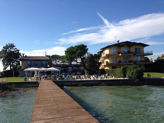 Residence Casa dei Pescatori: dal pontile