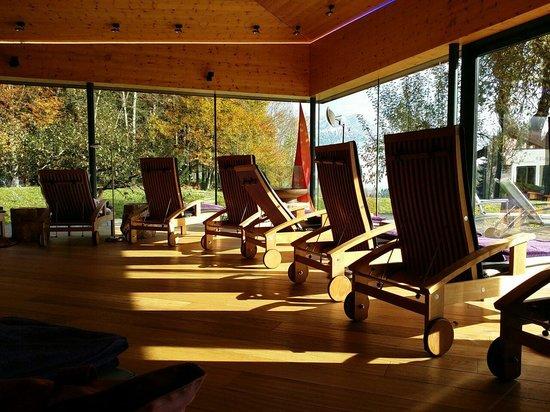 Hotel Der Krallerhof : Odpocinkova miestost