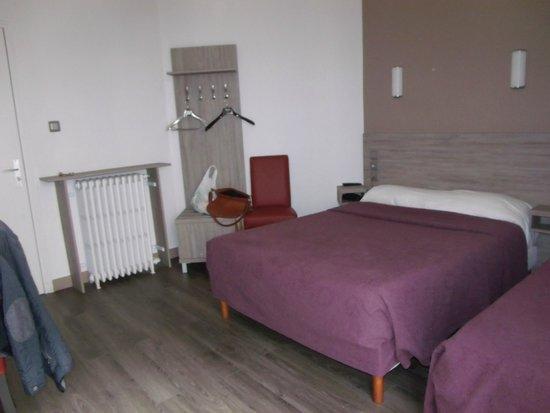 grand hotel magenta chambre