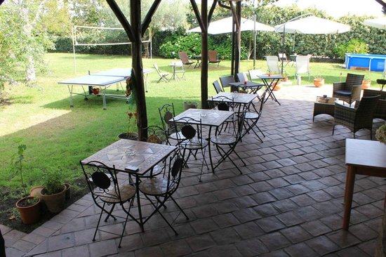 Terrazza Arredata - Picture of B&B Villa Loriana, Milo - TripAdvisor