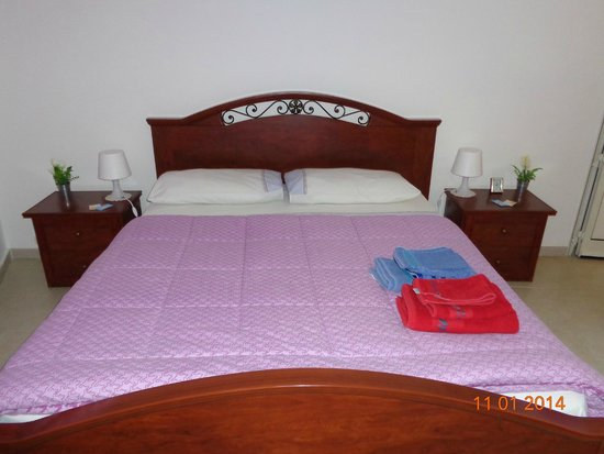 B&B Casa Lucrezia: camera da letto