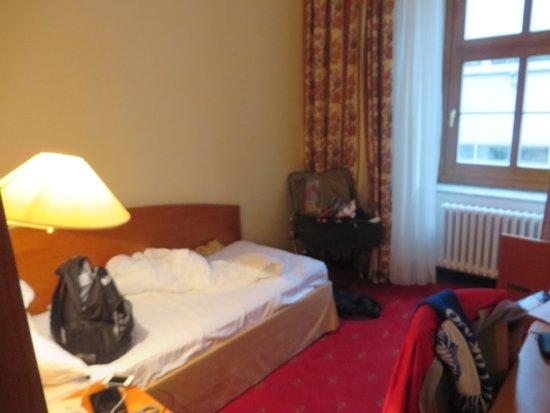 Grandhotel Brno: Interior room