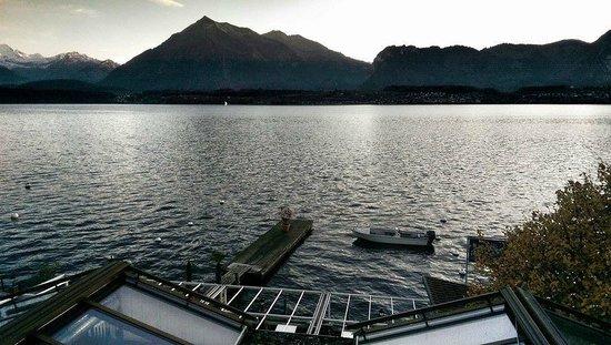 Hotel Ristorante Stella del Lago: view from room