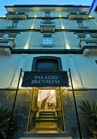 Photo of Hotel Palazzo Decumani Naples