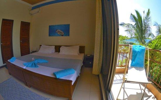 Just Surf Villa & Lodge Maldives: Villa Room