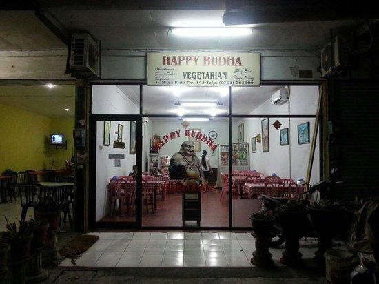 Happy Vegetarian Healthy Food: Happy Buddha