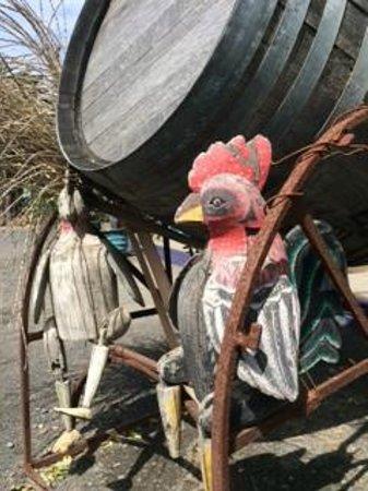 Marty @ Oakdene: Wine guardians!