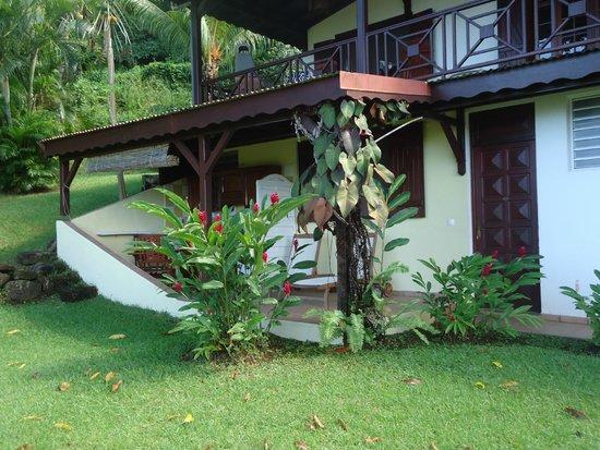 Habitation Grande Anse: La chambre