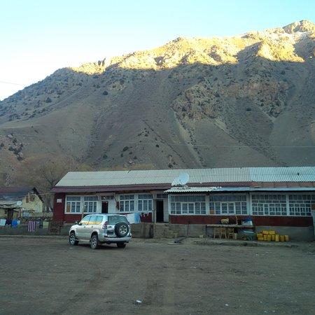 Zeravshan Valley, Tayikistán: house