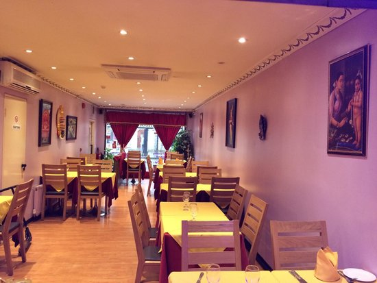 Photo of Indian Restaurant Shilpa Indian Restaurant at 206 King Street, London W6 0RA, United Kingdom
