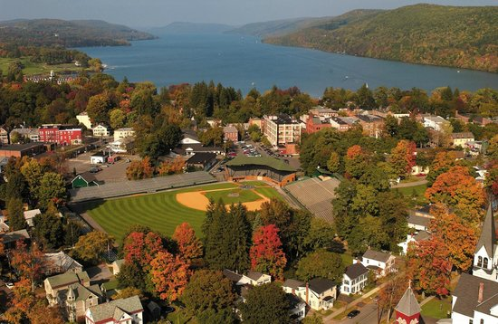 The Cooper Inn: Cooperstown, America's most perfect village