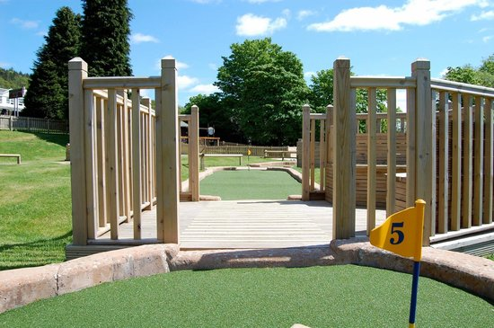 Callander Mini Golf