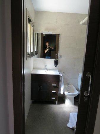 Hotel Pitort : Ванная