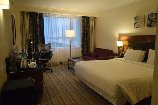 Hilton Garden Inn New Delhi / Saket : room 5th floor