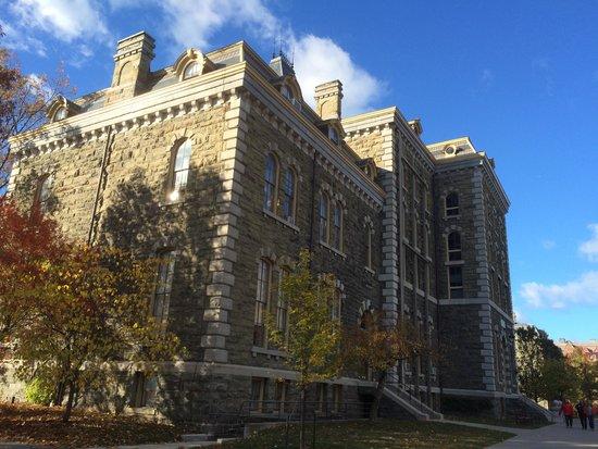 Cornell University: Truly inspiring