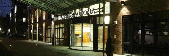 NH Hamburg Altona : Facade