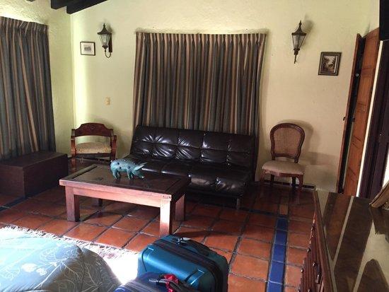Casa Fantasia: Mini living room in room 3