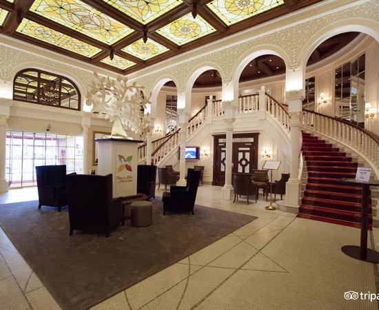 Photo of Hotel Cavallino Bianco Family Spa Grand Hotel at Hotel Esclusivamente Per Famiglie Con Bimbi, Ortisei 39046, Italy