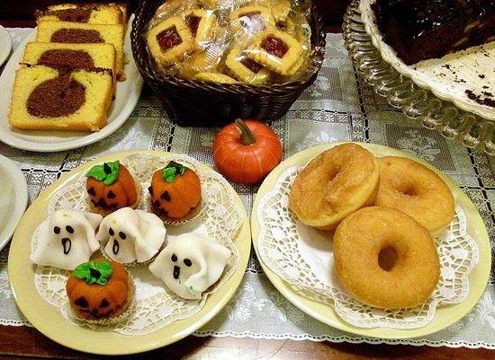 Hotel Citta dei Mille: Prima colazione aspettando Halloween