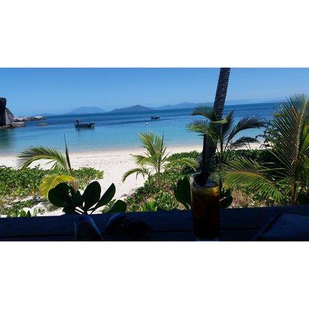 Bedarra Island Resort: Beach Oasis