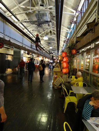 Chelsea Market - Picture of Chelsea Market, New York City ...  Chelseamarket