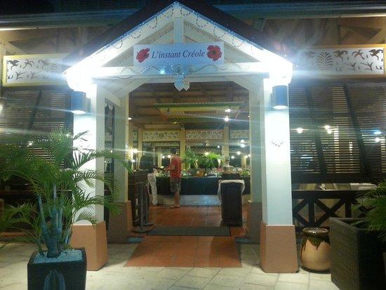 Pierre & Vacances Village Club Sainte-Anne: Restaurant
