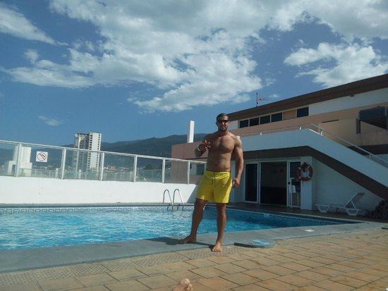 Piscina picture of elegance dania park puerto de la for Piscina la ballena tenerife