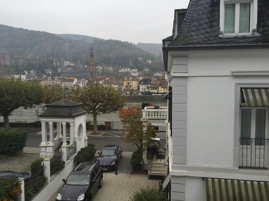 Heidelberg Suites : View from the room