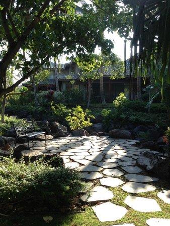 Fairways at Mauna Lani: Landscaping