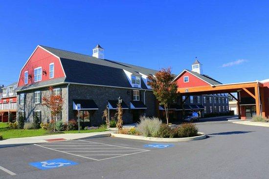Best Western Kitchen Kettle Village Pa
