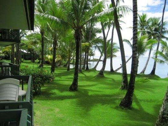 Truk Blue Lagoon Resort : 東棟
