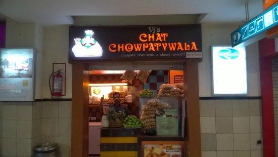 Chaat Chowpatywala