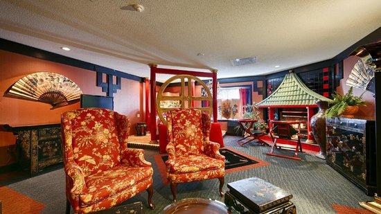 Flight Of Fantasy Suite Picture Of Best Western Fireside
