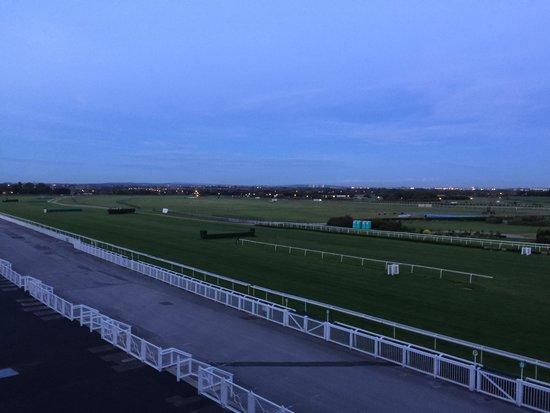 Aintree Racecourse: Race course