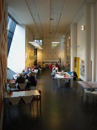 Jewish Historical Museum: restaurant