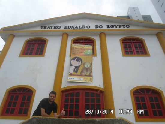 Teatro Ednaldo do Egypto