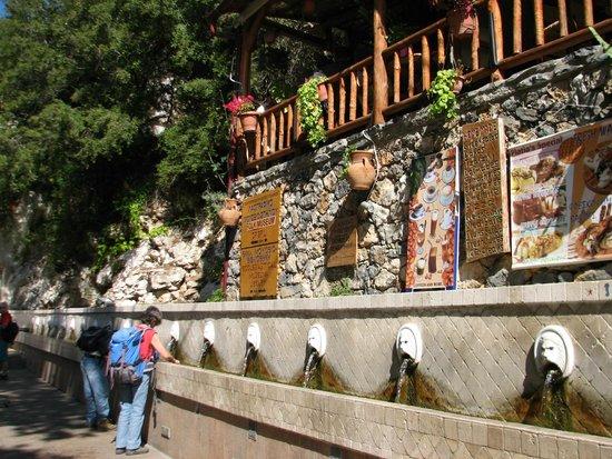The Lion Fountain: Знаменитый фонтан в венецианском стиле.
