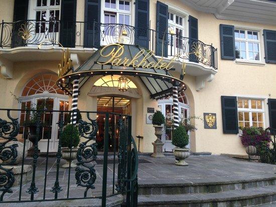 Parkhotel Adler: Adler Hotel