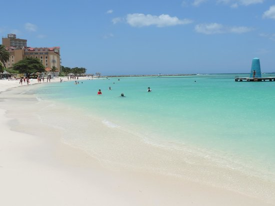 Hotel Riu Palace Aruba Palm Beach Playa Del