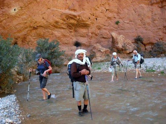 Dar Tougha: Spectaculaire wandeling in de gorge