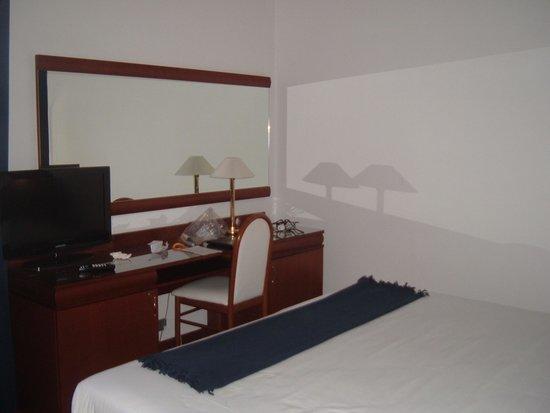 Grand Hotel Tiberio: our room